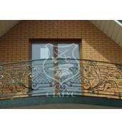Кований балкон (Запоріжжя, Дніпро, Харків, Полтава)