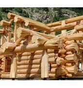 Будівництво будинків зі зрубу