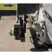 ТМ «Вектор» предлагает лазерный стенд развал-схождения