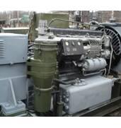 Генератор дизельний АД-100