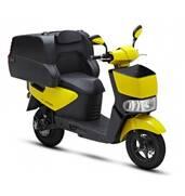 Представляємо новинку - «Комерційний» електромотороллер для вантажних перевезень!