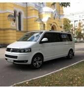 Трансфер мікроавтобусом по Києву та Україні