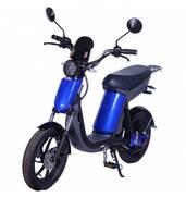 Пропонуємо новий вид транспорту - легкий електро-мопед на педальній тязі