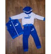 Спортивный костюм-тройка