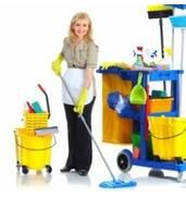 ПРИБИРАННЯ (технічний працівник для прибирання приміщень)