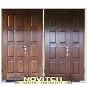 Реставрація дверей, фарбування, тонування, лакування дверей.