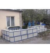 У продажу басейн для риби, ціна - 4 000 грн