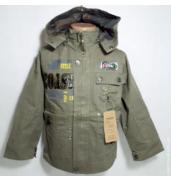 Дитячі куртки парки оптом купити