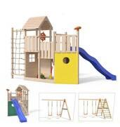 Дитячі ігрові комплекси купити зі встановленням Україна