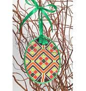 Продается недорого вышивка из бисера к пасхальным праздникам