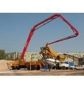 Орендувати стаціонарний бетононасос в Києві