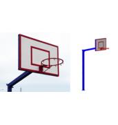 Купити баскетбольне кільце зі стійкою