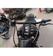 Изготовление защитных дуг, клеток, хендлбаров, рамок под кофры на мотоцикл