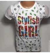 Дитячі футболки з написом оптом купити в Україні