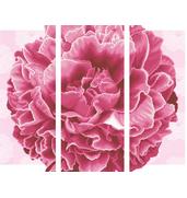 Продается вышивка бисером цветы