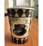 Одноразові стаканчики для кави купити оптом