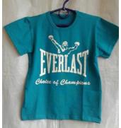 Дитячі футболки однотонні замовити оптом