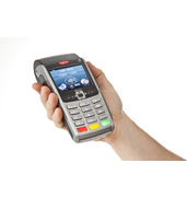 Мобільний термінал для прийому готівки