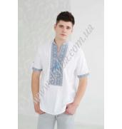 Мужская футболка вышиванка по приятной цене