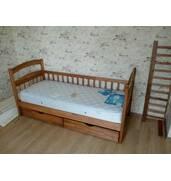 Дитяче односпальне ліжко Каріна Люкс. Акція