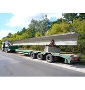 Перевезення довгомірних вантажівшвидко по всій Україні!