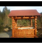 Купити дерев'яну альтанкуза вигідною ціною