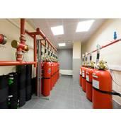 Продается модульная установка газового пожаротушения