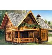 Гарні будинки з брусапридбати за доступною ціною