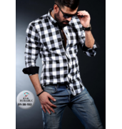 Турецкие мужские рубашки Rubaska отличного качества недорого