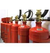 В продаже автоматическая система пожаротушения
