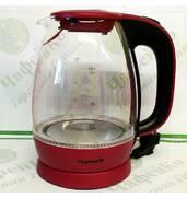 В продаже стеклянный чайник дешево