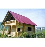 Дерев'яний будинок ціна доступна у нас!