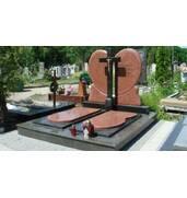 Подвійні пам'ятники на могилу Івано-Франківськ