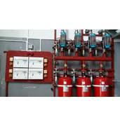Продается автоматическая установка газового пожаротушения