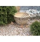 Оригінальні вироби з шамотної глини для декорування дому і саду
