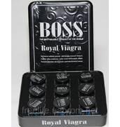 Таблетки для повышения эрекции Boss Royal Viagra - быстрый эффект!