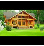 Купить дачный домик из бруса недорого