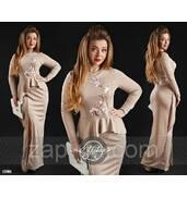 В продаже длинные платья больших размеров интернет магазин All Shop