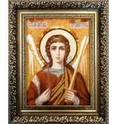Заказать икону из янтаря в детскую комнату