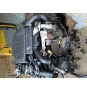 Мотор (Двигатель) PEUGEOT PARTNER BERLINGO 1.6 HD
