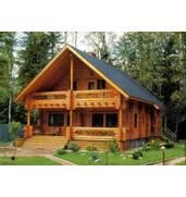 Построить дом из бруса готовы специалисты компании Хата-Сруб