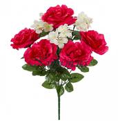 Заказать искусственные цветы оптом