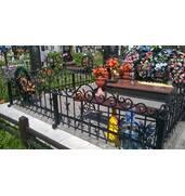 Ковані огорожі на цвинтар Львів