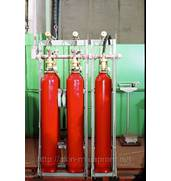 Купити модульні установки газового пожежогасіння