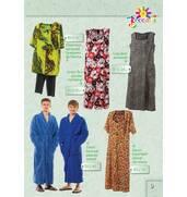 """Трикотажні домашні халати оптом– зручно, стильно і дешево з """"Веселкою""""!"""
