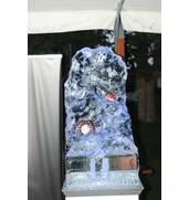 Заказывайте изготовление ледяных скульптур!
