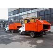 Продаж сміттєвозів в Україні здійснюється Турбівським машинобудівним заводом