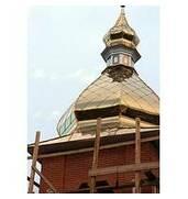 Замовити виготовлення купола церкви