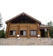 Строим дома из бревна!