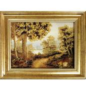 Картина из янтаря под заказ купить в Луцке